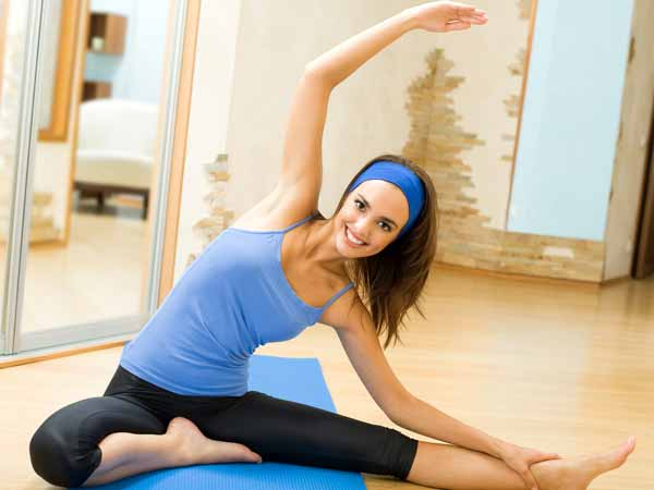 Health Benefits Of Power Yoga