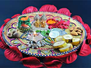 Rakhi Thali Decoration Ideas