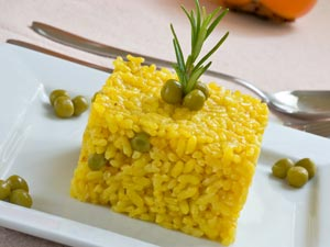 Saffron Rice Recipe For Rakhi - Boldsky.com