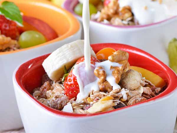 A Bowl Full Of Energy: Cereals