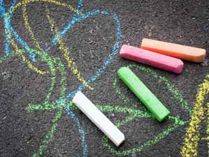 5 Uses Of A Chalk