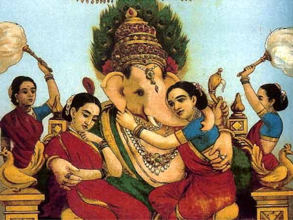 Is Lord Ganesha Married?
