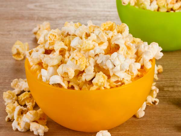 How Popcorn Benefits Your Health?