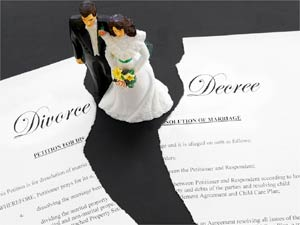 Bizarre Problems Created By Divorce