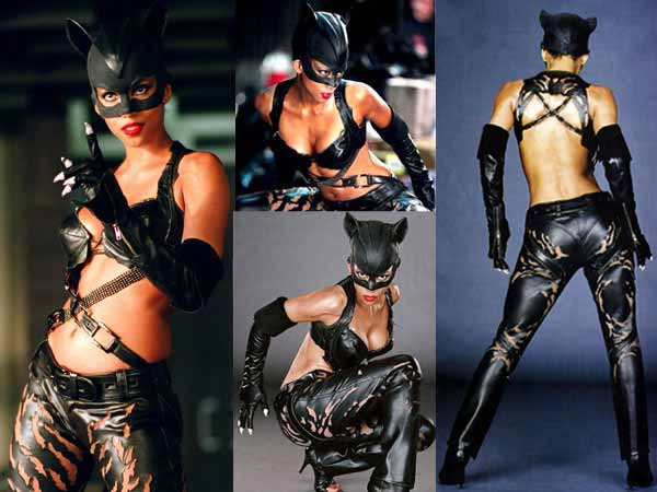 Halle Berry: The Sensual Catwoman