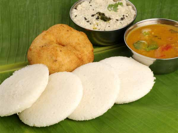 Smoke Idlis To Start Your Day