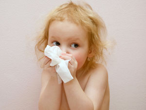 Remedies For Baby's Running Nose