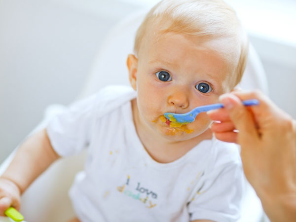 Unsafe Baby Food