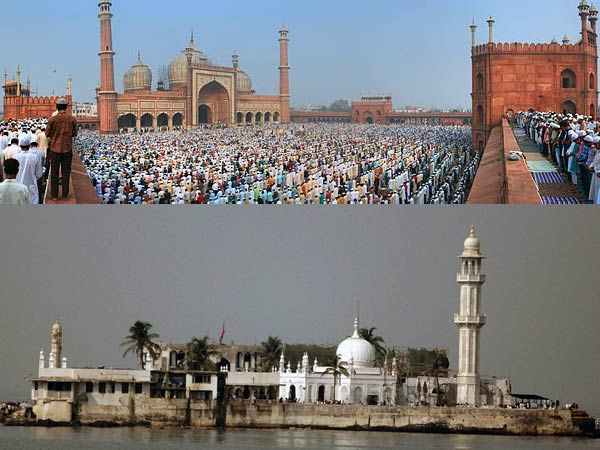 Most Famous Mosques In India