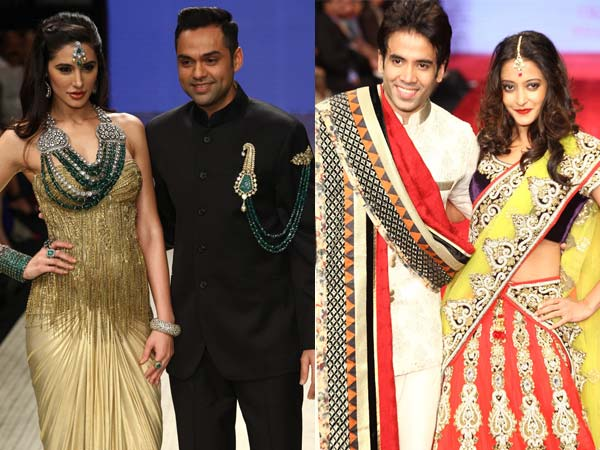 Pairs In India Jewellery Week Ramp