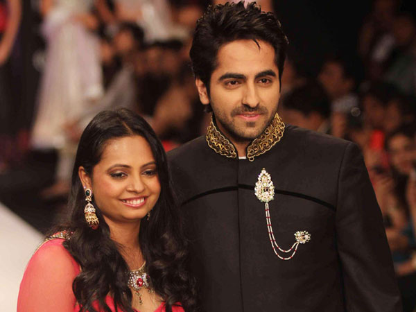 Ayushman Khurana's Walk At IIJW 2012