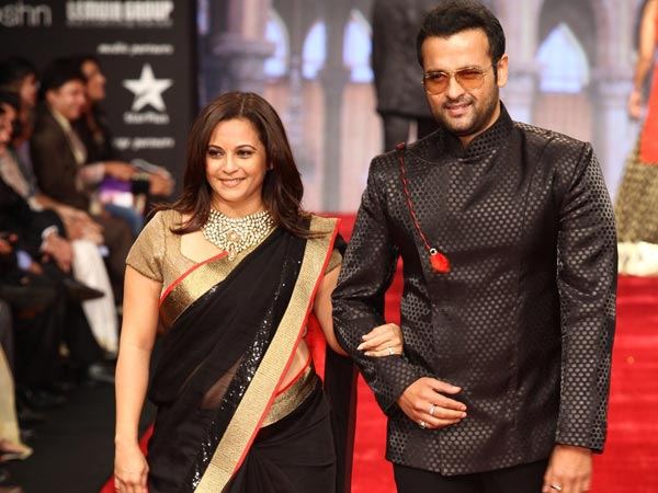 Rohit and Manasi Roy In Black