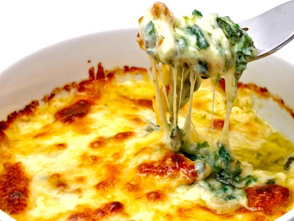 Baked Eggs With Spinach For Breakfast - Boldsky.com