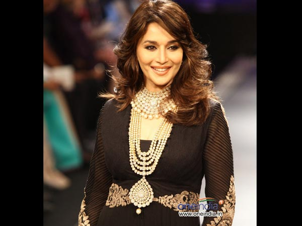 Madhuri Dixit: The Smile Queen