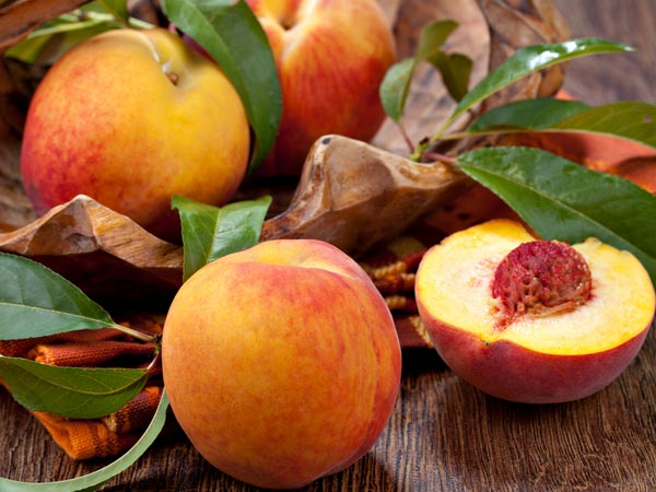 Amazing Health Benefits Of Peaches