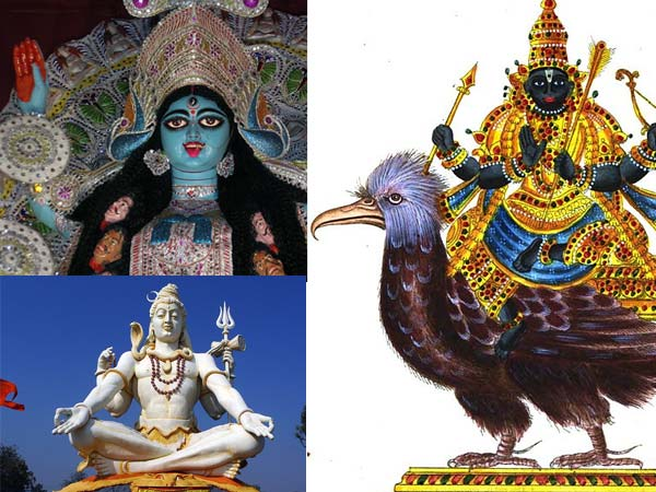 5 Angry Gods In Hinduism