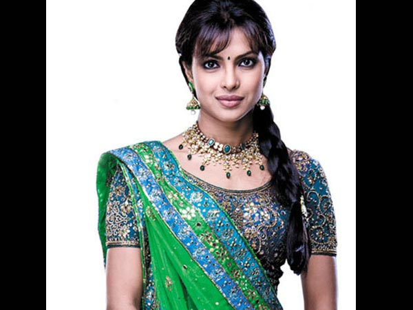 Priyanka's Traditional Braid