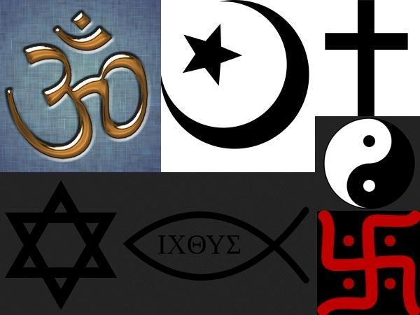 Religious Symbols Hindu Symbol Christianity Symbols Boldsky