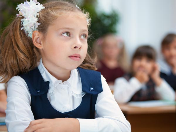 Is Your Child Shy At School?