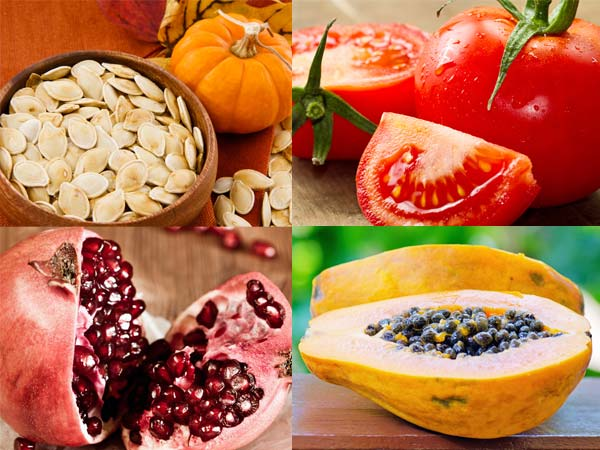 Healthy Vegetable and Fruit Seeds