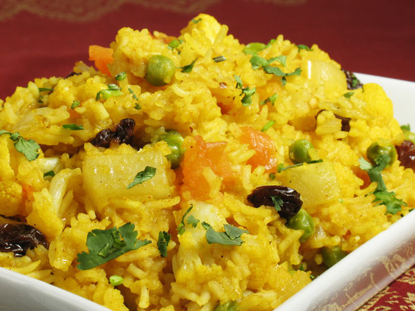 Rice recipes for fish