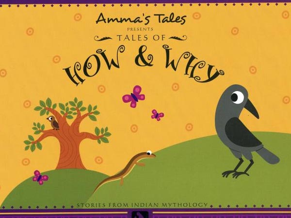 Amma's Tales: Indian Tales For Kids
