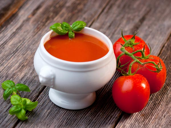 Health Benefits Of Tomato Soup
