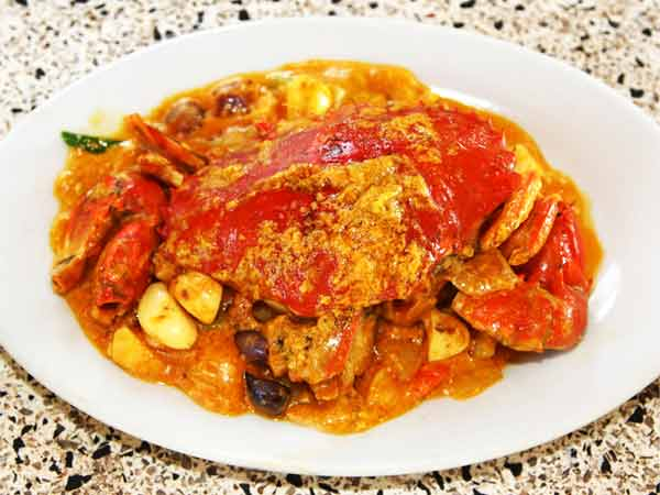 Crab masala bengali style curry boldsky crab masala forumfinder Gallery