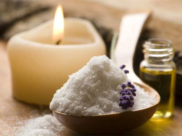 Epsom Salt Scrubs To Cure Acne
