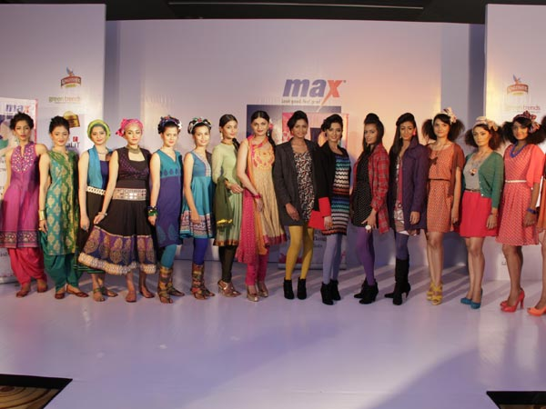 Max Miss Bangalore: Top 16