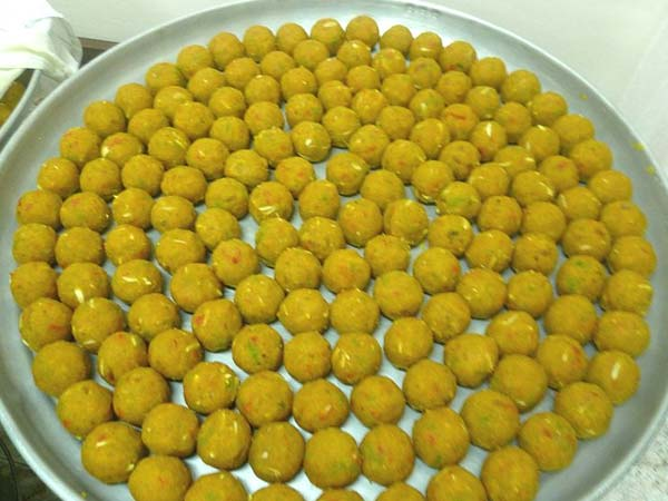 Atta Ladoo:A Spcl Sweet For Lord Ganesha