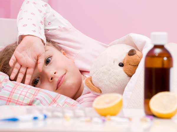 5 Most Common Diseases In Children