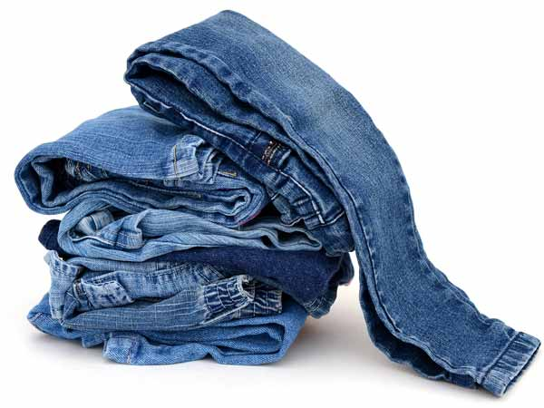Tips To Wash Jeans Using Salt