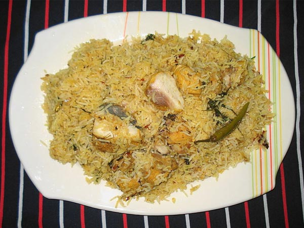 Authentic Kolkata Biryani Recipe