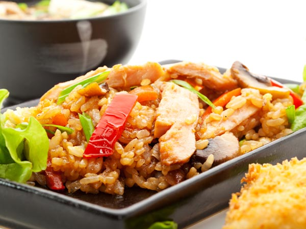 Tuna Rice: A Spicy Dish