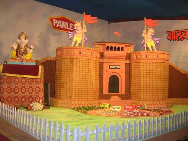 theme decors for ganesh chaturthi