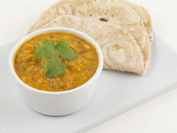 Misti Chola Dal: Sweet And Spicy Dish