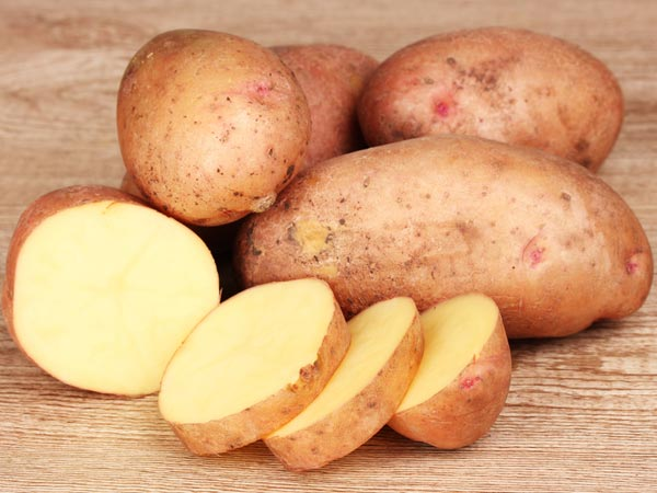 Surprising Uses Of Potatoes In Cleaning