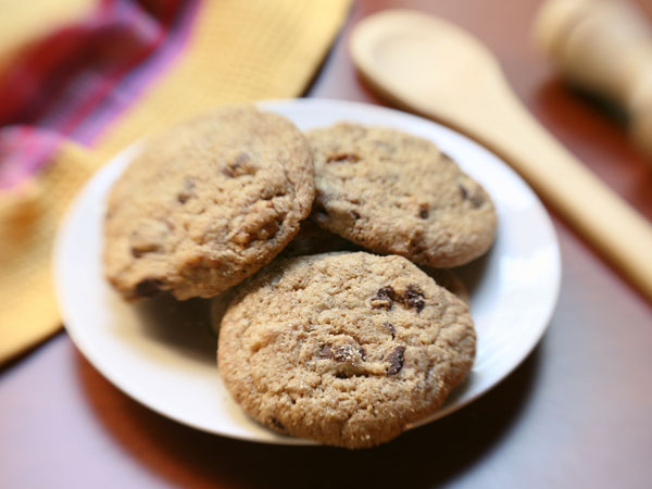 Nut Cookie: National Nut Day Spcl