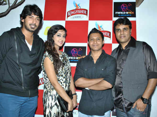 DJ Swapnil Wins Kingfisher Mirchimix