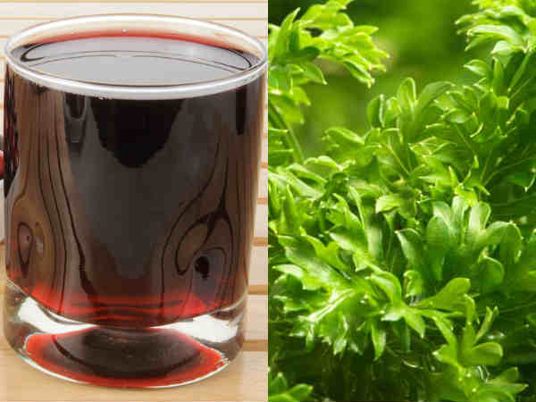Healthy Herbs N Juices To Cleanse Kidney