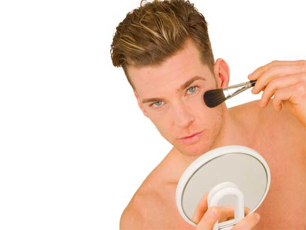 7 Makeup Tricks That Men Can Use