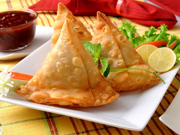 Yummy Vegetable Samosa Recipe
