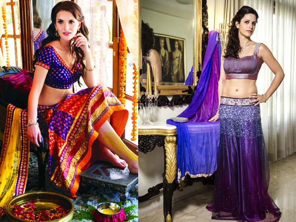 Bollywood Fashion N Beauty: Indian Dresses To Light Up Diwali