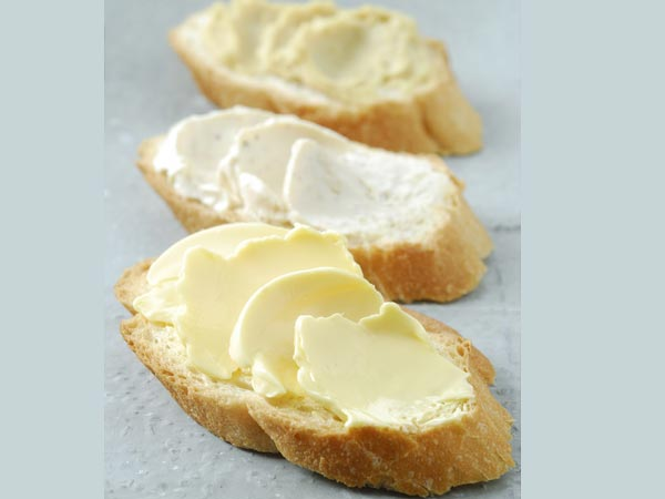 Butter Margarine
