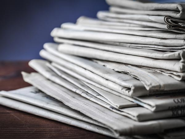 newspaper and its uses