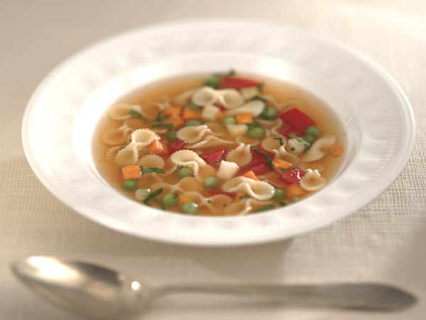 Easy delicious pasta soup recipe for Easy tasty soup recipes