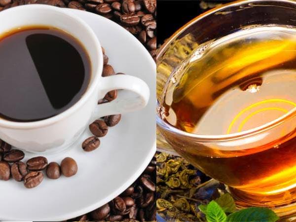 Tea Or Coffee Tea Healthy Coffee Caffeine Boldsky Com