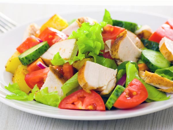 Cold Chicken Salad Recipe