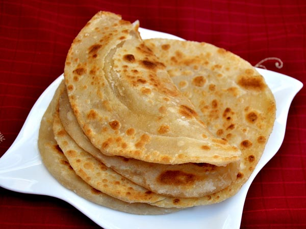 Rajma Parantha: Breakfast Recipe